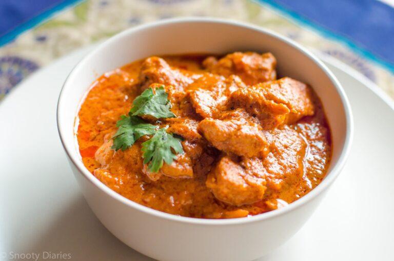 Kyckling currygryta