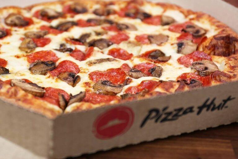 Pizza Hut Tomatsås